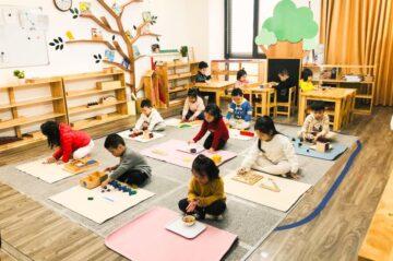 Hệ Song Ngữ Montessori