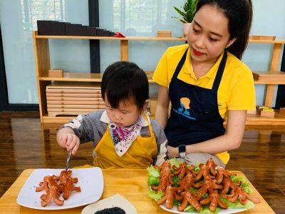 Những lợi ích của trẻ khi được học với phương pháp Montessori