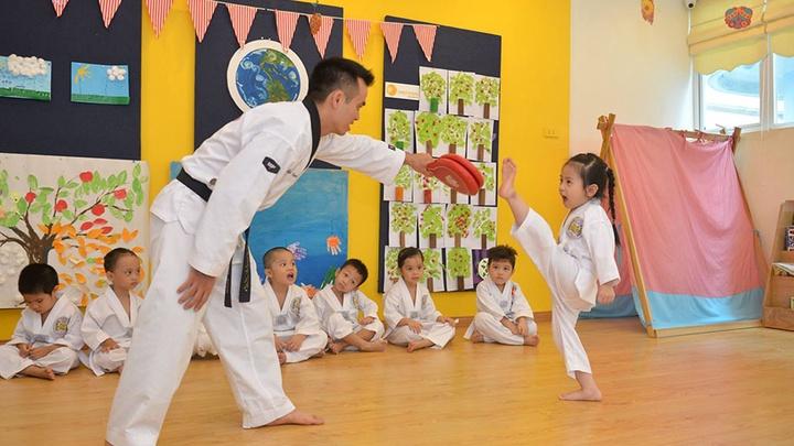 nha vo dich taekwondo nguyen dinh toan 1